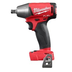 "Milwaukee 2755B-20  -  M18 FUEL™ 1/2"" Compact Impact Wrench w/ Friction Ring (Bare Tool) - Wise Line Tools"