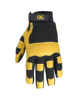 CLC Goatskin Work Gloves - XLarge - wise-line-tools