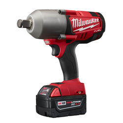 "Milwaukee 2764-20  -  M18 FUEL™ 3/4"" High-Torque Impact Wrench with Friction Ring (Bare Tool) - Wise Line Tools"