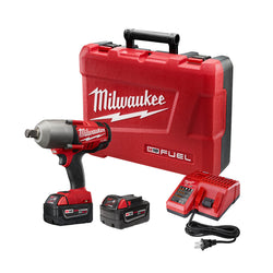 "MIlwaukee 2764-22  -  M18 FUEL™ 3/4"" High-Torque Impact Wrench with Friction Ring (Bare Tool) - Wise Line Tools"