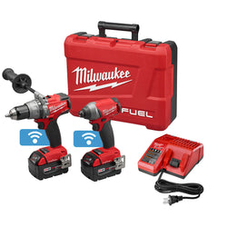 Milwaukee 2796-22  Gen II M18 2pc Combo Kit with ONE-KEY - wise-line-tools