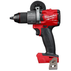 "Milwaukee  - 2804-20    M18 FUEL™ ½"" Hammer Drill/Driver (Tool Only) - wise-line-tools"