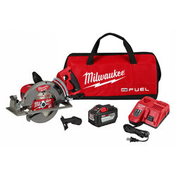 "Milwaukee 2830-21HD - M18 FUEL™ Rear Handle 7-1/4"" Circular Saw Kit - Wise Line Tools"