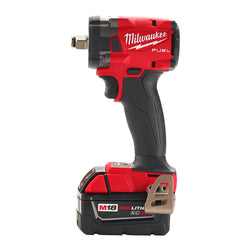 "Milwaukee 2855-22  -  M18 Fuel 1/2"" Compact Impact Wrench - Kit"