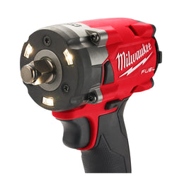 "Milwaukee 2855-20  -  M18 Fuel 1/2"" Compact Impact Wrench - Tool Only"
