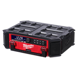 Milwaukee 2950-20 - M18™ PACKOUT™ Radio + Charger - wise-line-tools