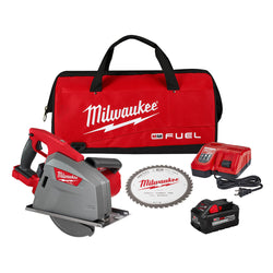 "Milwaukee 2982-21 - M18 FUEL™ 8"" Metal Cutting Circular Saw (Tool Only)"