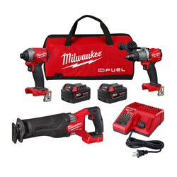 Milwaukee 2998-23 - M18 FUEL™ 3-Piece Combo Kit