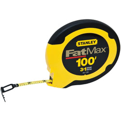 Stanley 34-130 - 100' Fatmax Tape - wise-line-tools