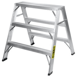 FeatherLite 3703 - 3 Step Ladder - wise-line-tools
