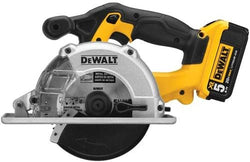 DeWalt DCS373P2  -  20V MAX Li-Ion Metal Cutting Saw (5.0Ah)