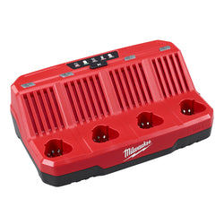 Milwaukee 48-59-1204  -  M12 4 Bay Charger