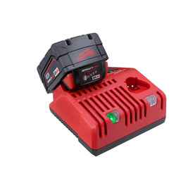 Milwaukee 48-59-1812  -  M18™ & M12™ Multi-Voltage Charger - wise-line-tools