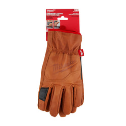 Milwaukee 48-73-0012  -  Goatskin Leather Gloves - LG