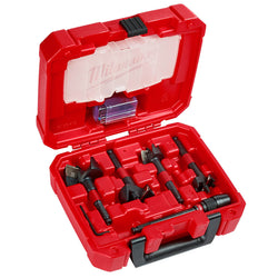 Milwaukee  49-22-5100 5PC SwitchBlade™ Selfeed Bit Plumber's Kit - wise-line-tools