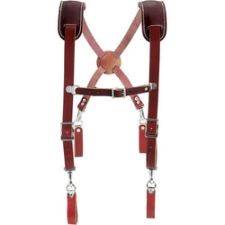 Occidental 5009 - Leather Work Suspenders