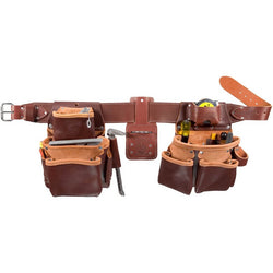 Occidental Leather 5080DB LG Pro Framer Set with Double Outer Bag