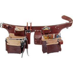 Occidental Leather 5191 - Pro Carpenter's 5 Bag Toolbelt - Large