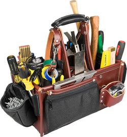 Occidental Leather 5588 Stronghold Master Carpenter Case - wise-line-tools