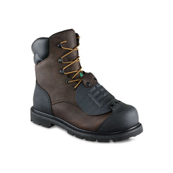 5918 - MEN'S TACONITE 8-INCH BOOT - wise-line-tools