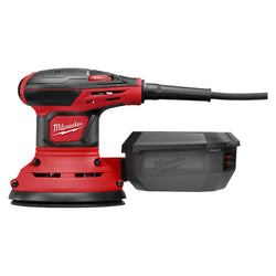Milwaukee 6034-21 - 5 IN RANDOM ORBIT PALM SANDER - wise-line-tools
