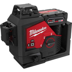 Milwaukee 3632-21  -  M12™ Green 360° 3-Plane Laser Kit