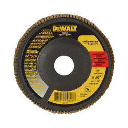 Dewalt DW8212  -  XP WEARABLE BACKING FLAP DISCS TYPE 27 - wise-line-tools