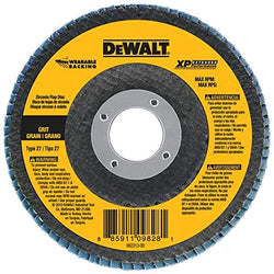 Dewalt DW8214  -  XP WEARABLE BACKING FLAP DISCS TYPE 27 - wise-line-tools