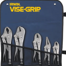 Irwin 5pc Vise-Grip Set