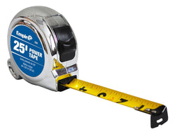 Empire 626 - 25' Tape Measure - wise-line-tools