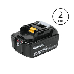 Makita BL1840-2  - Two-Pack 4.0Ah Batteries - wise-line-tools