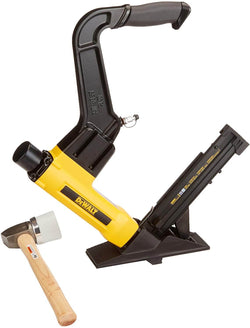DeWalt DWFP12569  -  2-in-1 Flooring Tool (15.5 Gauge Staples or 16 Gauge