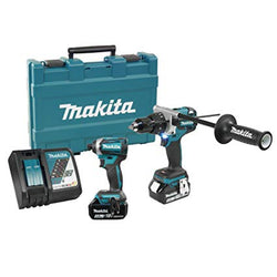 Makita DLX2176T 2 Piece Cordless Combo Kit - Wise Line Tools
