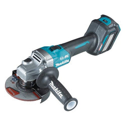 "Makita GA023GZ  -  XGT 40V MAX Li-Ion Brushless AWS 5"" Angle Grinder (Slide Switch / Variable Speed"