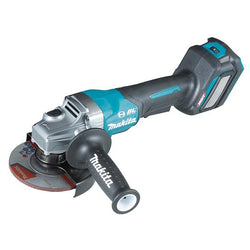 "Makita GA029GZ  -  XGT 40V MAX Li-Ion Brushless AWS 5"" Angle Grinder (Paddle Switch / Variable Speed"