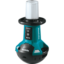 Makita DML810  18V X2 LXT® Lithium‑Ion Cordless Upright L.E.D. Area Light, Light Only