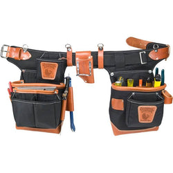 Occidental 9850 - Adjust-to-Fit Fat Lip Tool Bag Set
