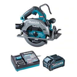 "MAKITA HS003GM103  -  XGT 40V (4.0 Ah) MAX Li-Ion Brushless AWS 7-1/4"" Circular Saw Kit"