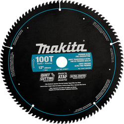 Makita A-94817 12-Inch 100 Tooth Ultra Coated Mitersaw Blade - wise-line-tools