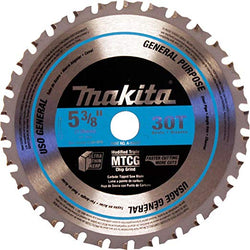 Makita A-95037 -5-3/8 Carbide-Tipped 30T Metal Saw Blade - wise-line-tools