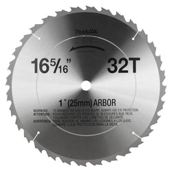 "Makita A-95093 - 16-5/16"" CT BLADE 32T 1"" - wise-line-tools"