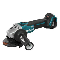 "Makita DGA454Z - 18V 4-1/2"" Brushless Grinder - Slide Switch"