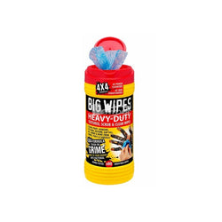 HEAVY-DUTY TEXTURED SCRUBBING WIPES - wise-line-tools