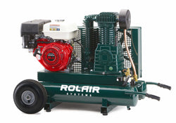 Rolair 8422HK30 Gas Powered Wheeled Air Compressor - Wise Line Tools