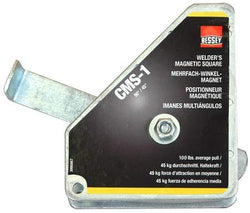 Bessey CMS-1 Chunky Magnetic Hold Down Square - Wise Line Tools