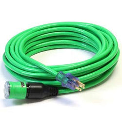 Pro Lock D14412100GN - Green Extension Cord 100FT 12/3 - wise-line-tools