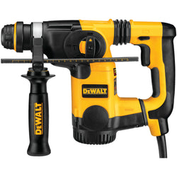 "DEWALT D25323K 1"" L-SHAPE SDS + ROTARY HAMMER KIT W SHOCK - Wise Line Tools"