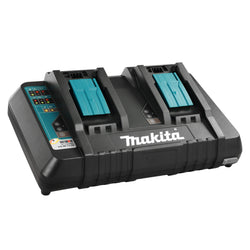 Makita DC18RD 18V Dual Port Rapid Charger - wise-line-tools