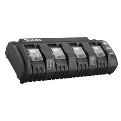 Makita DC18SF - 18V 4-Port Charger - wise-line-tools