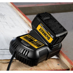 DEWALT DCB101 12-Volt MAX and 20-Volt MAX Li-Ion Battery Charger - wise-line-tools